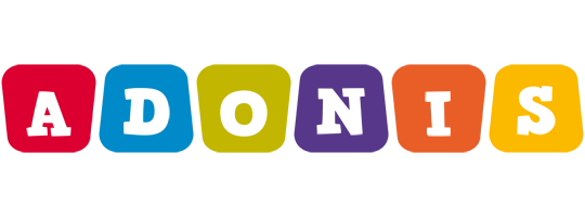 Adonis daycare logo