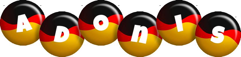 Adonis german logo