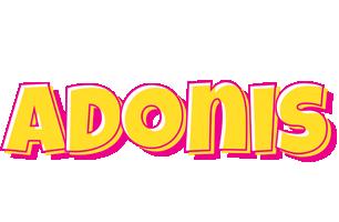 Adonis kaboom logo