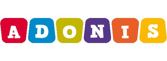 Adonis kiddo logo