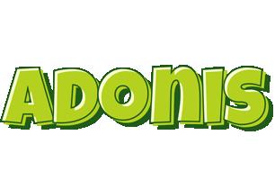 Adonis summer logo