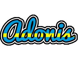 Adonis sweden logo