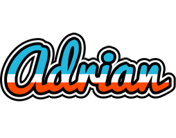 Adrian america logo