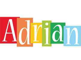 Adrian colors logo