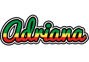 Adriana african logo