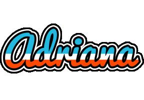 Adriana america logo