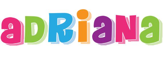 Adriana friday logo