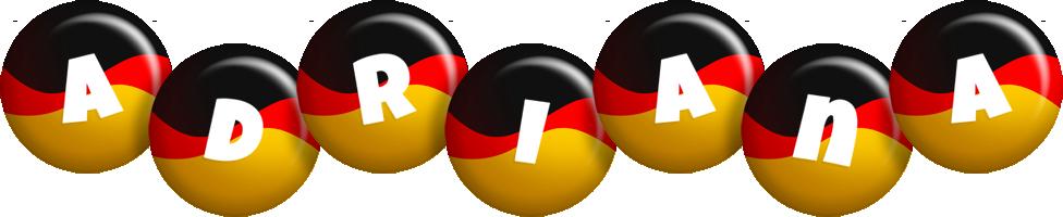 Adriana german logo