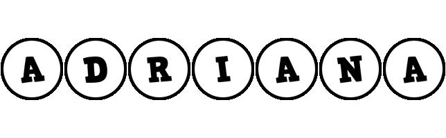 Adriana handy logo
