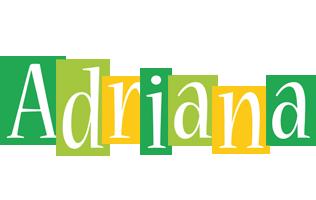 Adriana lemonade logo