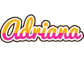 Adriana smoothie logo