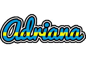 Adriana sweden logo