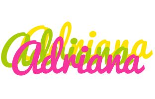 Adriana sweets logo