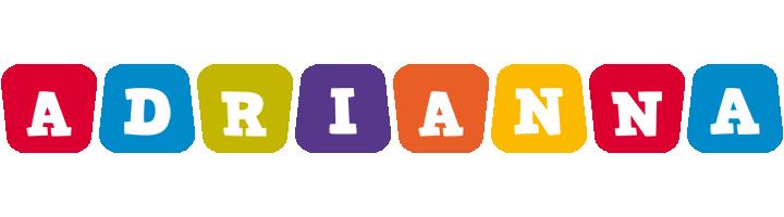 Adrianna daycare logo