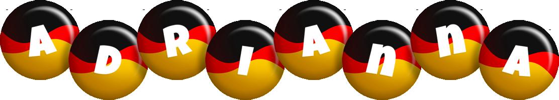 Adrianna german logo