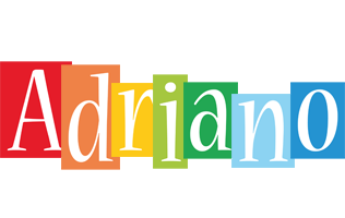 Adriano colors logo