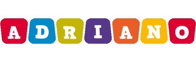 Adriano kiddo logo