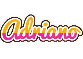 Adriano smoothie logo