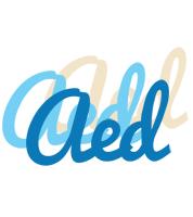Aed breeze logo