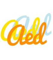 Aed energy logo