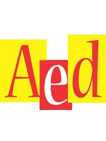 Aed errors logo