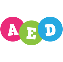 Aed friends logo