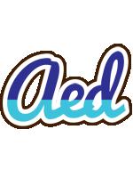 Aed raining logo