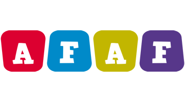 Afaf daycare logo
