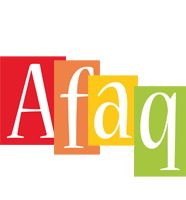Afaq colors logo