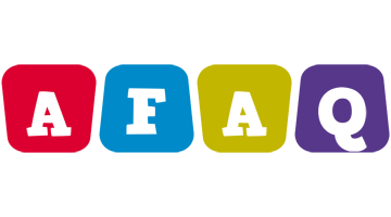 Afaq daycare logo