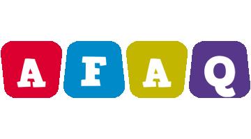 Afaq kiddo logo