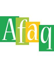 Afaq lemonade logo