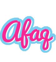 Afaq popstar logo