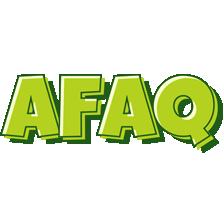 Afaq summer logo