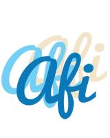 Afi breeze logo