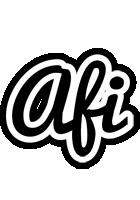 Afi chess logo