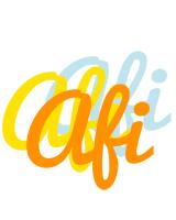 Afi energy logo