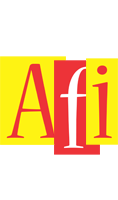 Afi errors logo