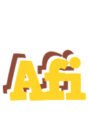 Afi hotcup logo