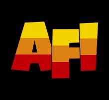 Afi jungle logo