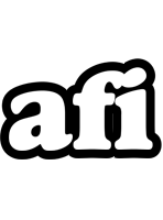 Afi panda logo