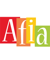 Afia colors logo