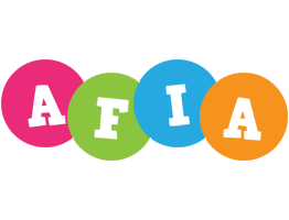 Afia friends logo