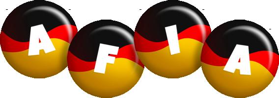 Afia german logo