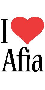 afia name
