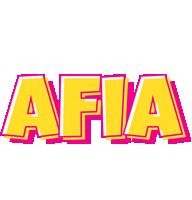 Afia kaboom logo
