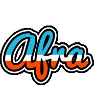 Afra america logo