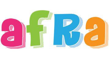 Afra friday logo