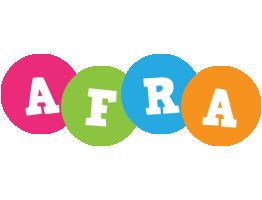 Afra friends logo