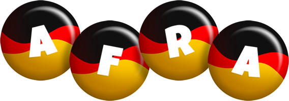 Afra german logo
